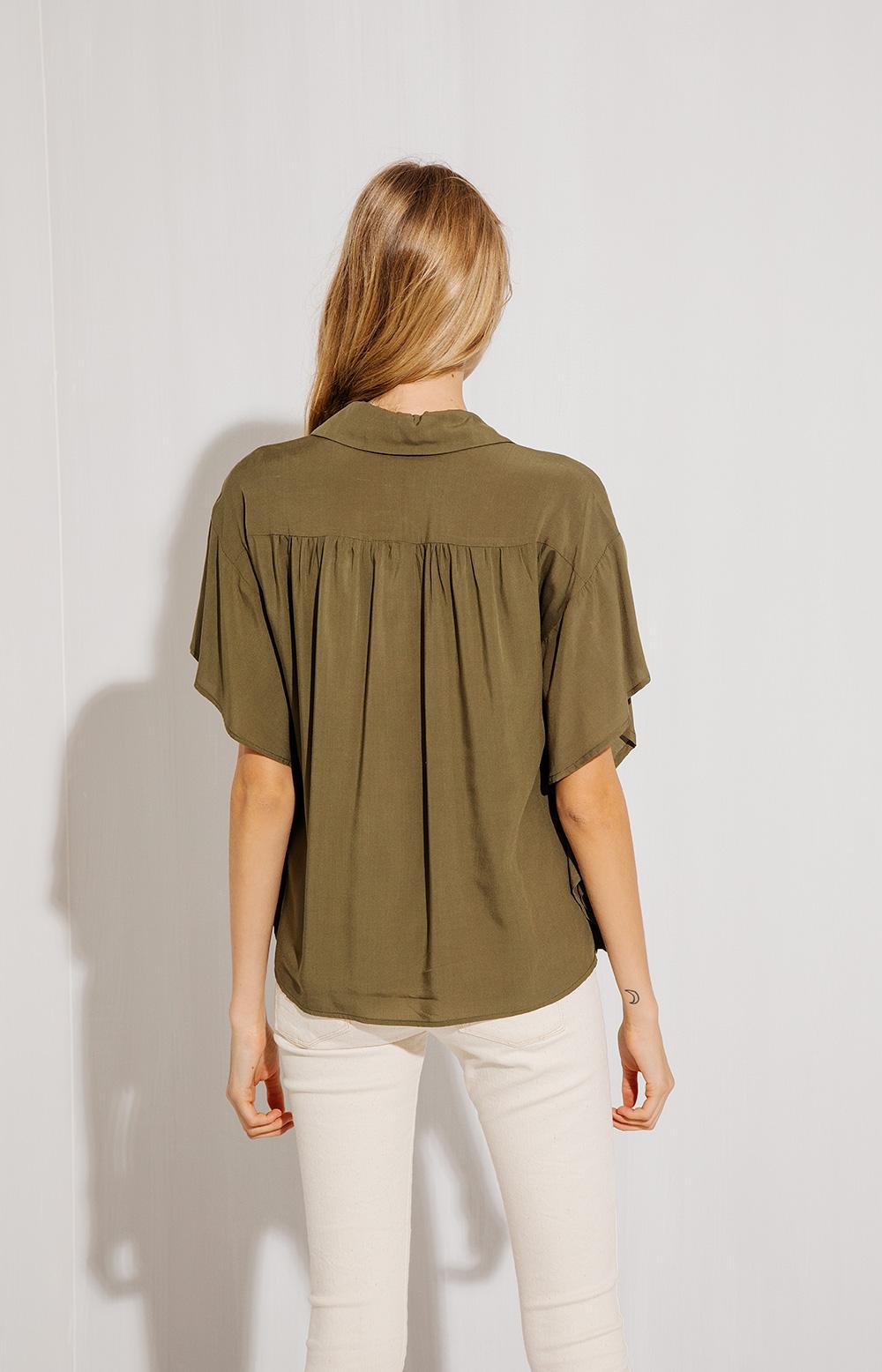 Camisa Francesa